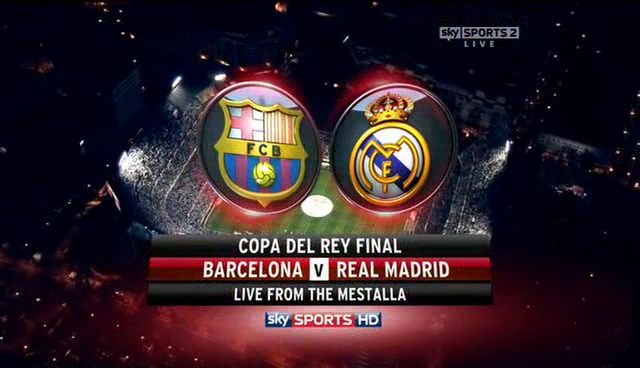 real madrid vs barcelona copa del rey. Real Madrid - English - HTTP