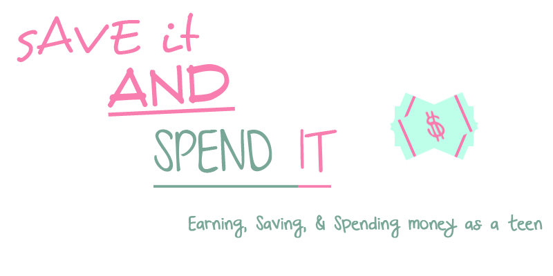 Save and Spend It