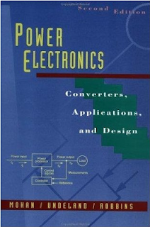 Power Electronics Converters, Applications And Design 2 Ed