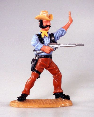 FARLEY'S FIGURE OF THE WEEK: #139 The Sheriff by Timpo | News From