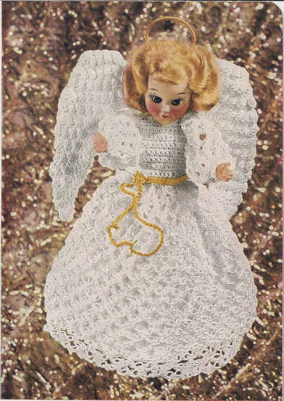 Shell angels - Crochet_titis