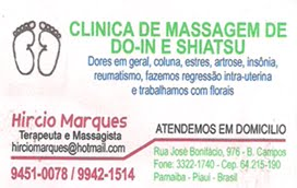 CLINICA DE MASSAGEM