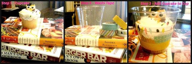 cupcake cup washi tape