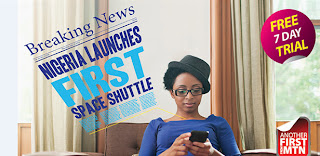 MTN MOBILE NEWSPAPER-Get The Latest News Directly To Your Phone