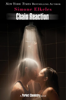 [boook review] Chain Reaction by Simone Elkeles