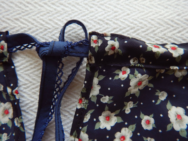 DIY Simple Remnant Camisole