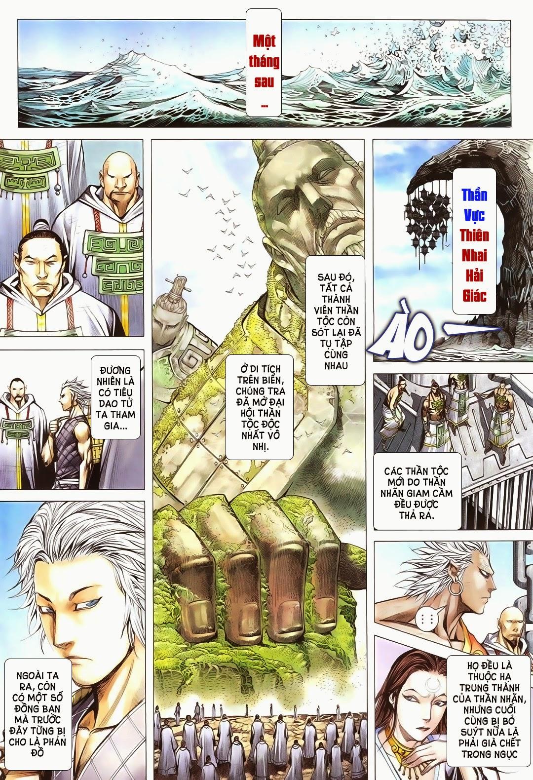 Phong Thần Ký chap 181 - Trang 11