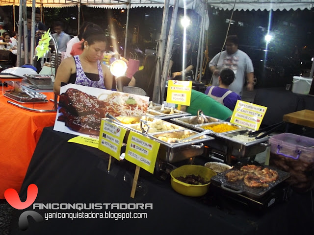 THE MARKETPLACE is the newest Food Trip Site in  Eastwood City