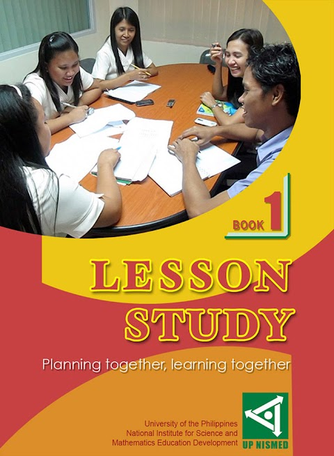 Book on lesson study in press: Planning together, learning together