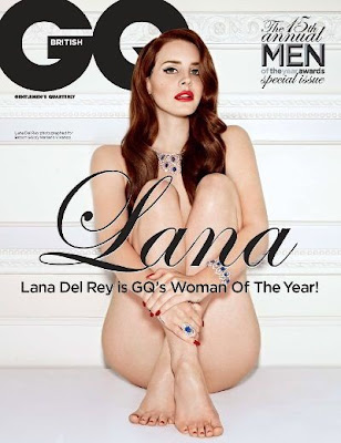 Lana Del Rey GQ Magazine 2012 Photoshoot