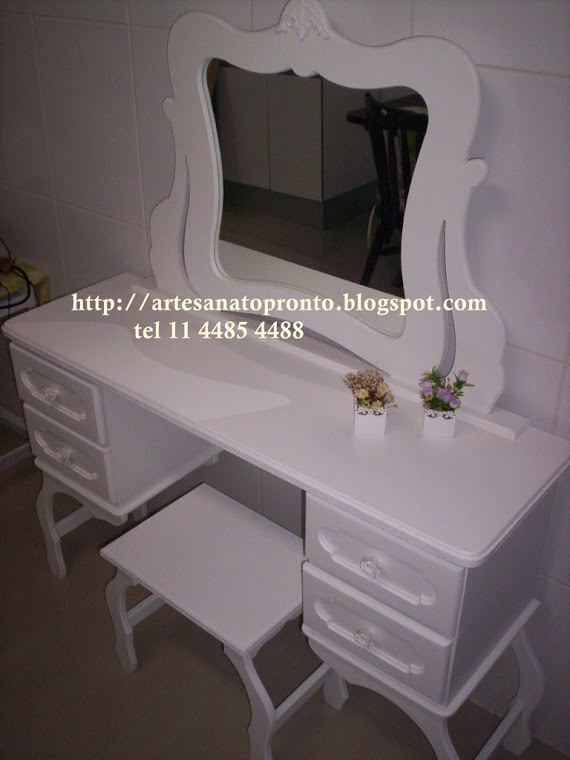 Penteadeira Provençal R$ 650,00