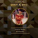 Finalis Women of Worth 2014