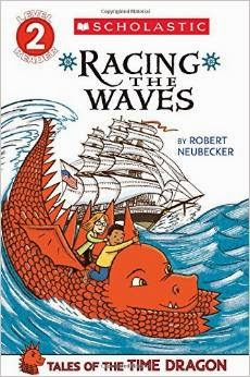 Tales of the Time Dragon: Racing the Waves