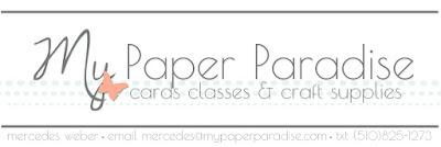 Mercedes Weber @ My Paper Paradise