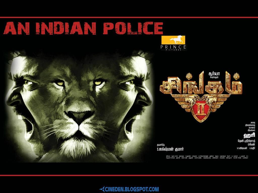 Singam 2 (2013) - Tamil Movie Review - CineDen