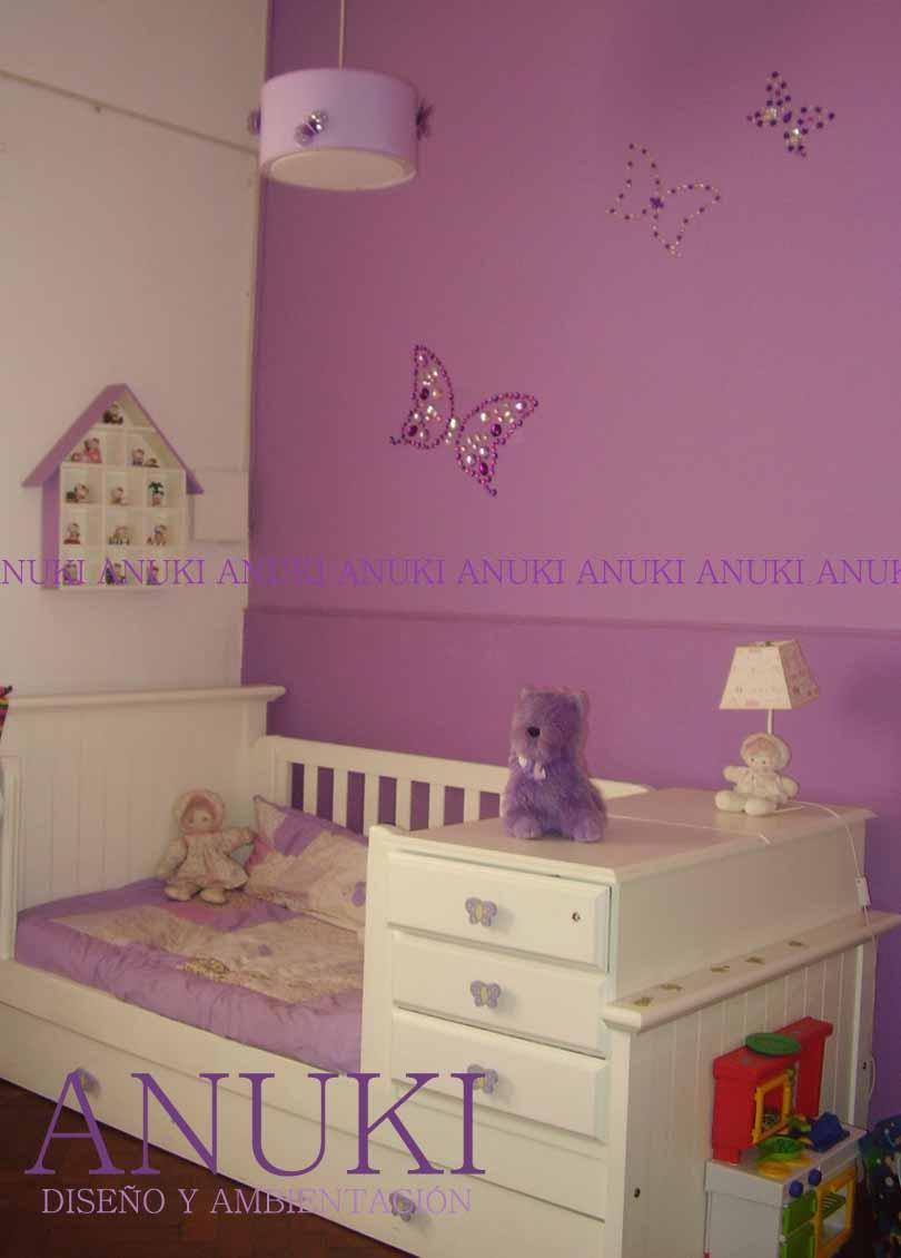 Anuki boutique dise o de habitaciones infantiles - Diseno de habitaciones infantiles ...