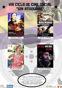 """VIII Ciclo de Cine social del CRAM, """"Sin Ataduras""""."""