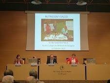 Los beneficios de la Dieta Mediterránea por el Dr. Bernardo Ebri. Madrid 16 Octubre 2017, 19 horas