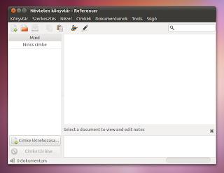 rendszerező ubuntu linux