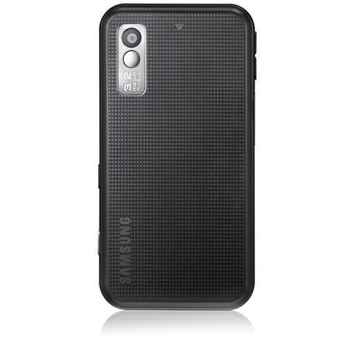 Celular Samsung Star S5230 - painel traseiro