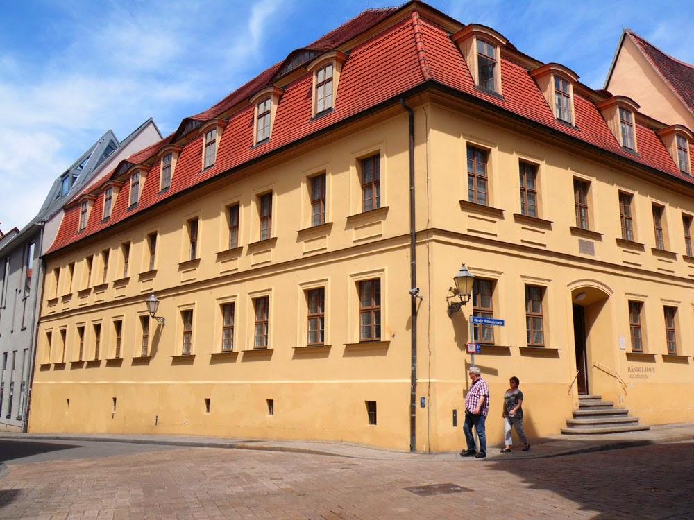 Händel-Haus, Halle