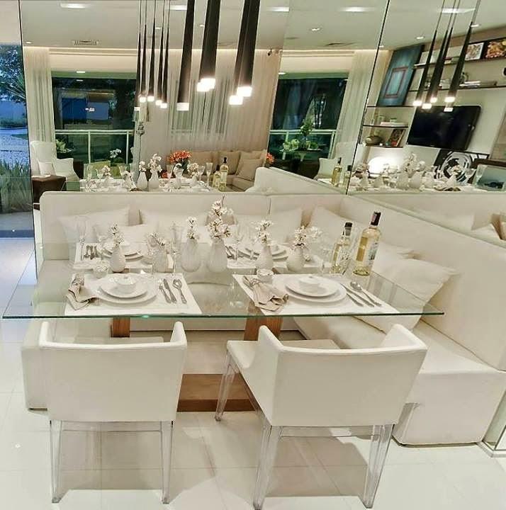 Banco Na Sala De Jantar ~ Bih Ramos Decor Canto Alemão na sala de jantar!
