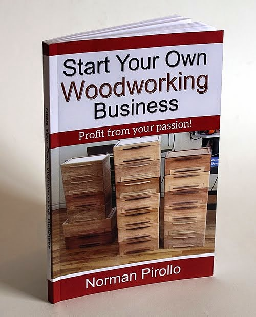 Start Woodworking Business Book