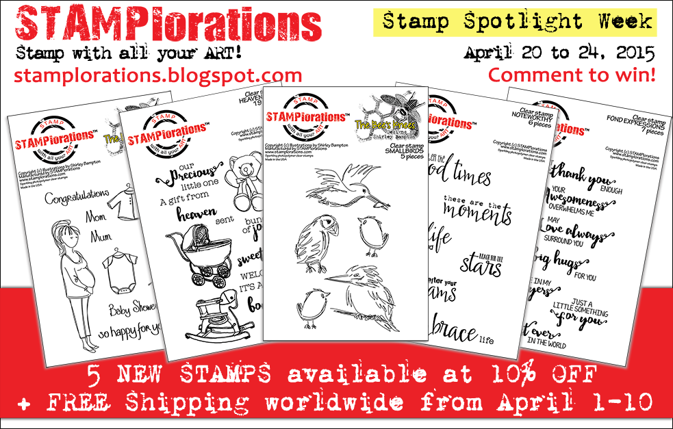 STAMPlorations new release