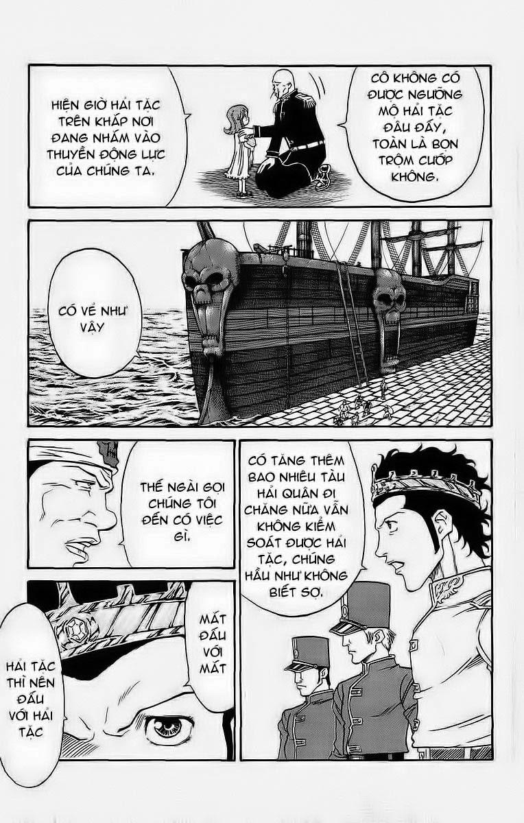 Vua Trên Biển – Coco Full Ahead chap 258 – End Trang 17 - Mangak.info