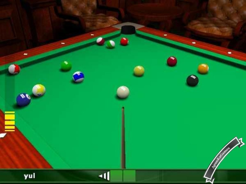 DDD Pool Screenshots