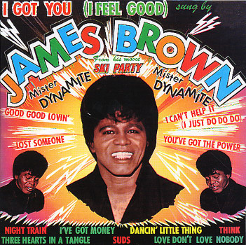 Yvonne Fair James Brown Band It Hurts To Be In Love You Can Make It If You Try