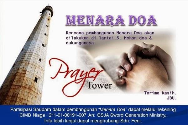 Menara Doa