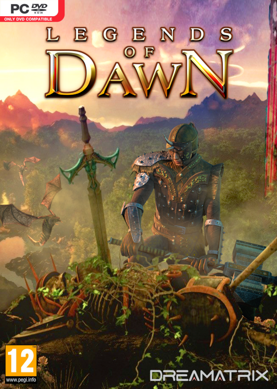 LEGENDS OF DAWN, PC game