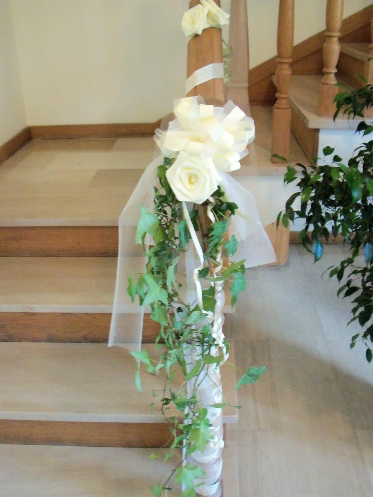 Le gioie di aleuname fiori che altro addobbi per - Addobbi casa per matrimonio ...