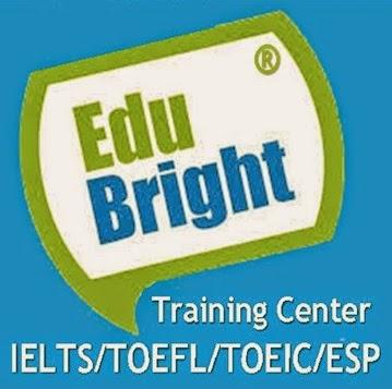 EduBright I Ahlinya IELTS-TOEFL-TOEIC-Professional English (ESP)
