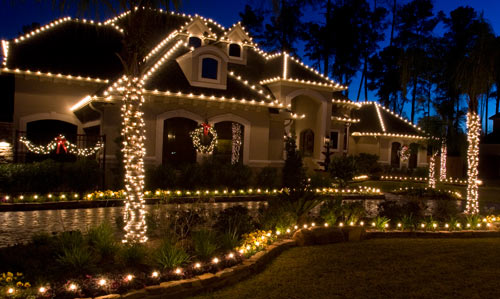 Christmas Outdoor Decoration Ideas Photosimages