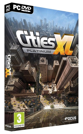 Cities XL Platinum PC Full Español