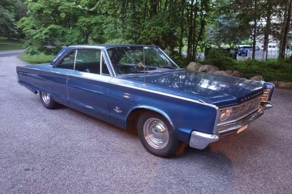 Daily Turismo 5k Big Blue 1966 Chrysler Newport