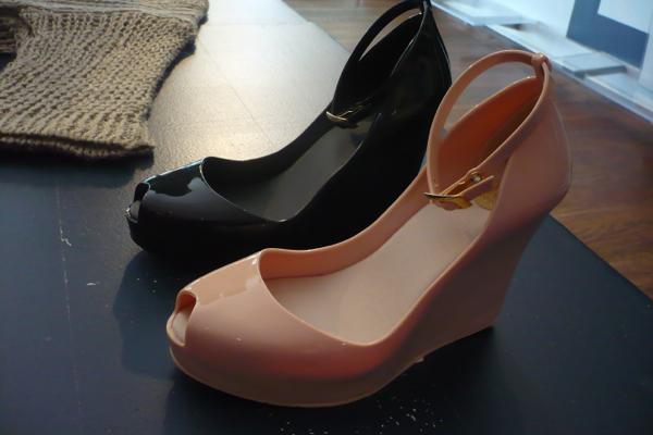 nida: Melissa Shoes for Spring