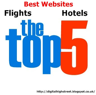 Top 5 websites to book cheap flights online digital high for Best booking site for flights