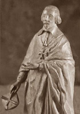 Tercer juego de ajedrez, Cardenal Richelieu, alfil negro