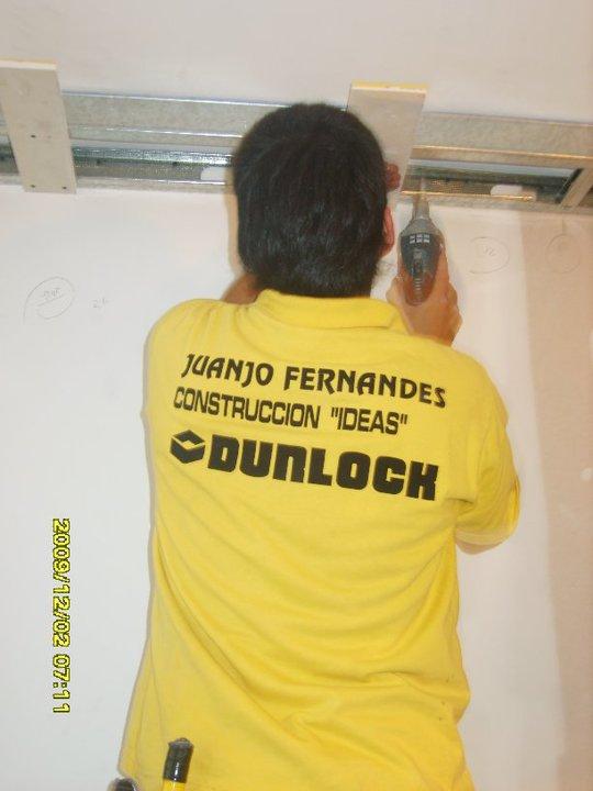 COLOCACION DE DURLOCK