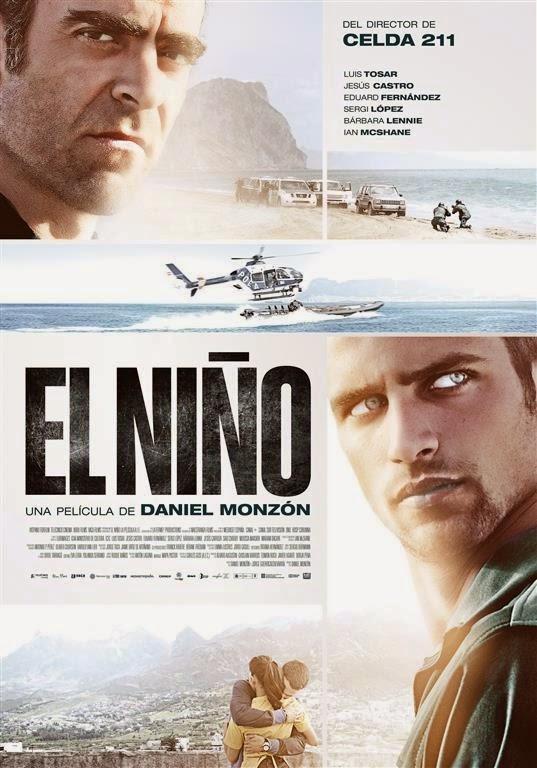 EL NIÑO - (2014) Daniel Monzón cartelera