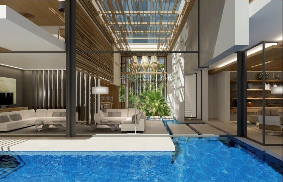 Stardoll in foco dica para iniciantes sala com piscina - Piscina interna casa ...