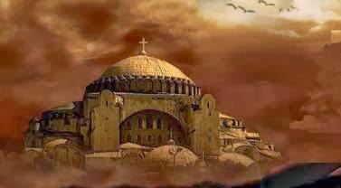 ΑΣΥΛΛΗΠΤΗ ΤΟΥΡΚΙΚΗ ΠΡΟΚΛΗΣΗ Yeni Şafak: ''Μέσα στο 2014 θα γίνει τζαμί η Αγία Σοφία''