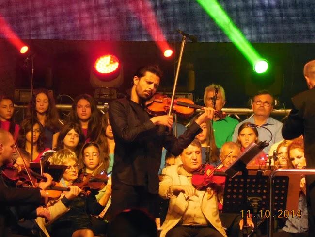 Weekend pastelat cu Vivaldi Colours
