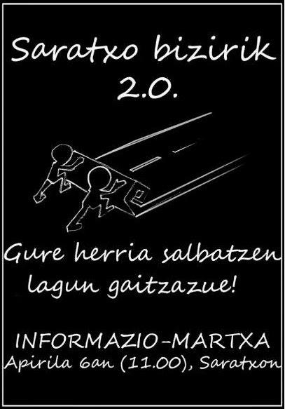 SARATXO BIZIRIK 2.0