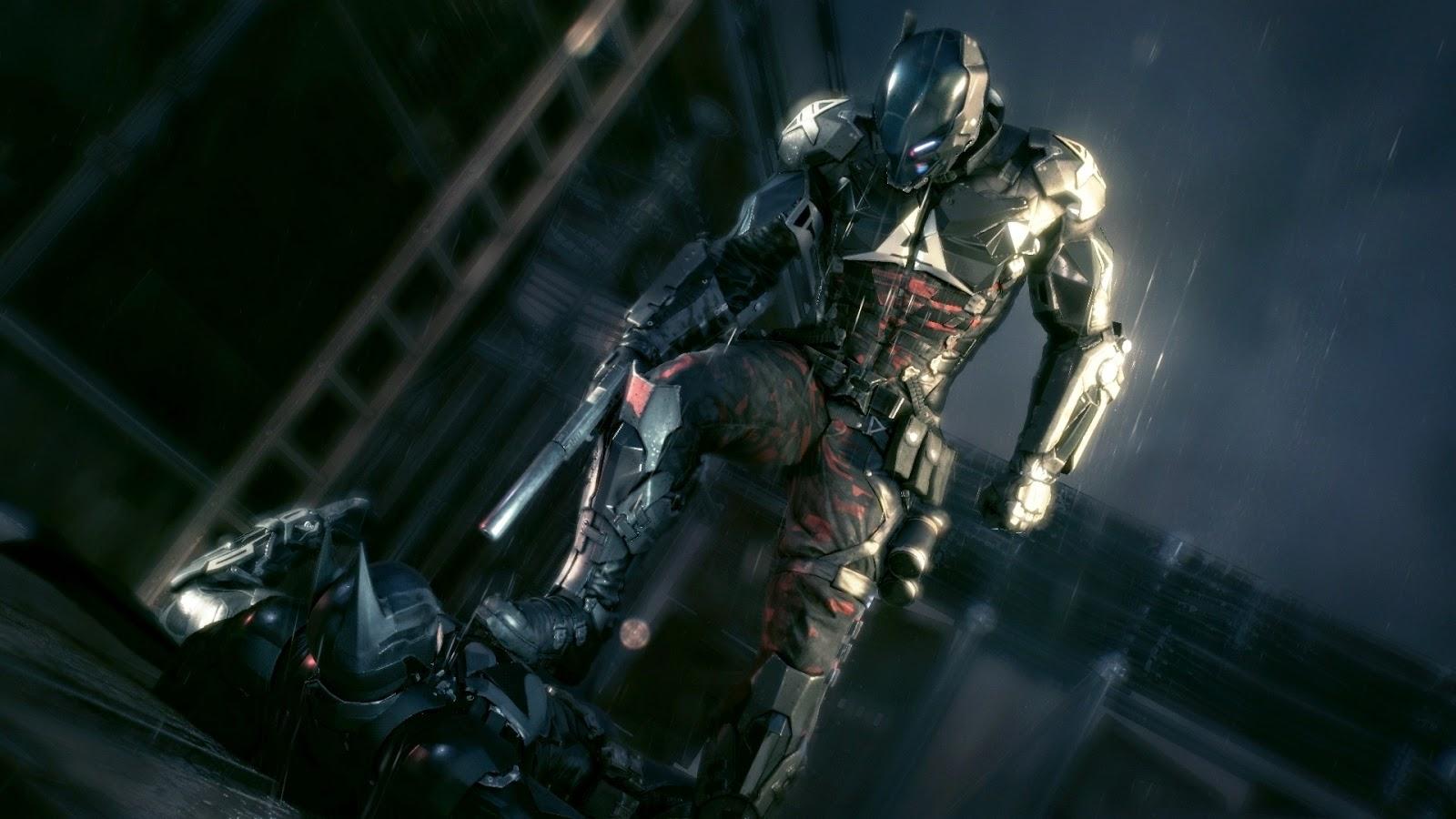 Microsoft pode ter revelado a data de lançamento de Batman Arkham Knight