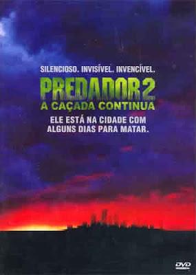 Predador 2 : A Caçada Continua   Dual Áudio + Legenda