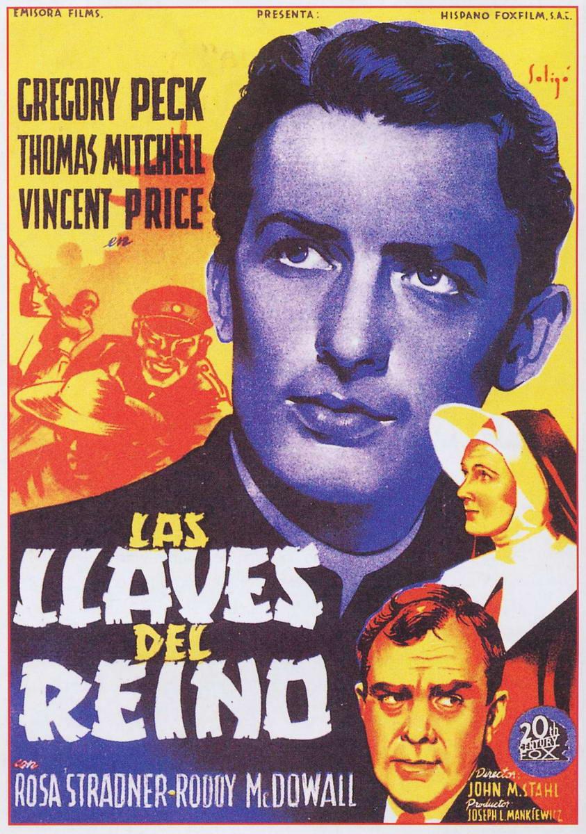 Las Llaves Del Reino (1944)